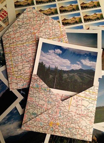 Идеи для открыток и приглашений