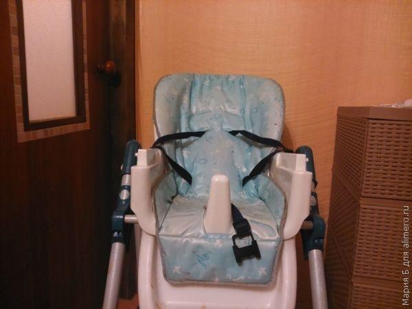 А нужен ли нам стульчик для кормления?