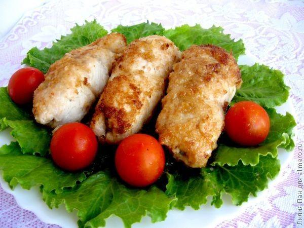 лаваш с сыром грибами и курицей рецепт с фото