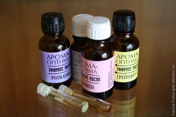 Аромарасчесывание – просто, приятно и эффективно