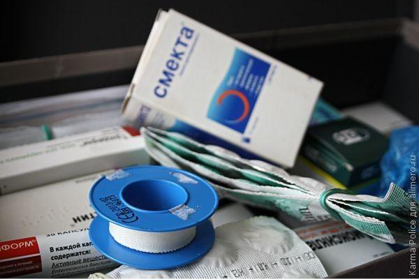 Домашняя аптечка – лекарства для здоровых людей