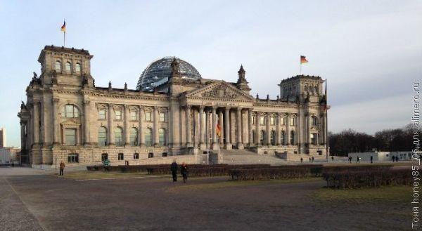 Впечатления о Берлине