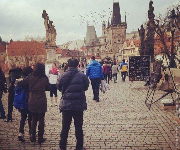 Прага - город-сказка