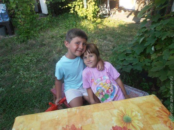 Первая любовь моего 5-летнего сына