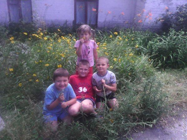 Куда спрятаться от 4 детей  или маме  - личное время!