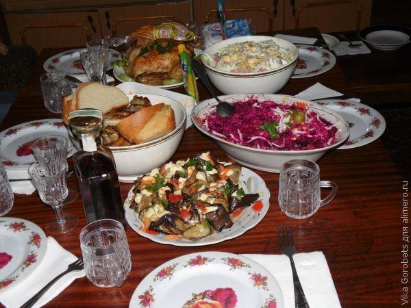 Как сэкономить на новогоднем столе 1000 рублей