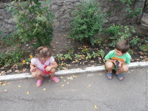 Как я отучаю детей ябедничать