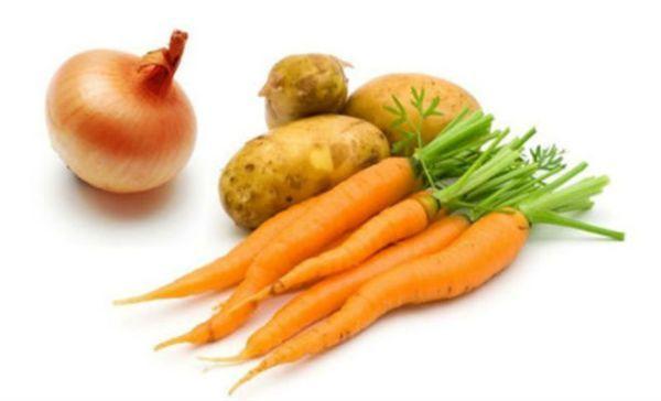 Оранжевые овощи богаты бета-каротином. Он очень полезен для глаз и является самым мощным антиоксидантом.