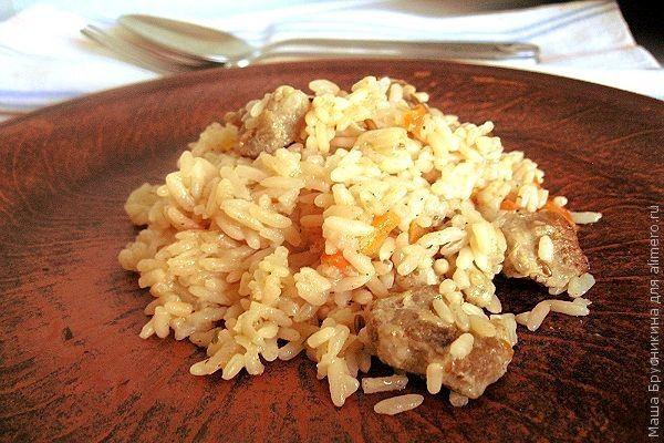 Рис по-восточному