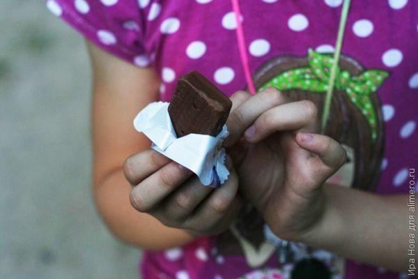Вредные продукты, которые любят дети