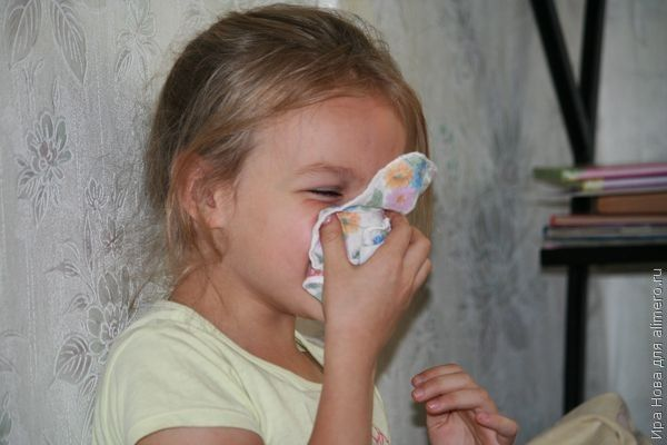 Ребенок – аллергик