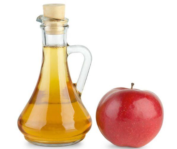 Вену видно изнутри – уксус яблочный вотри.
