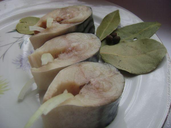 соленая скумбрия рецепт
