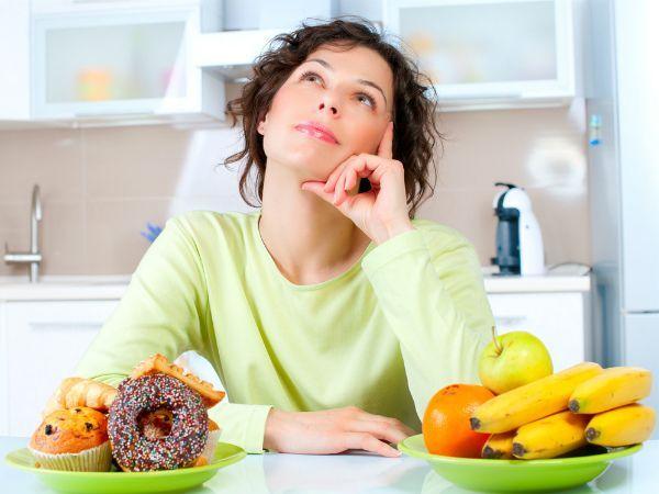 В жирных и мучных блюдах придерживайтесь меры. Если полностью исключить их из рациона, можно стать нервной и возбудимой, что приведет к последующему срыву.