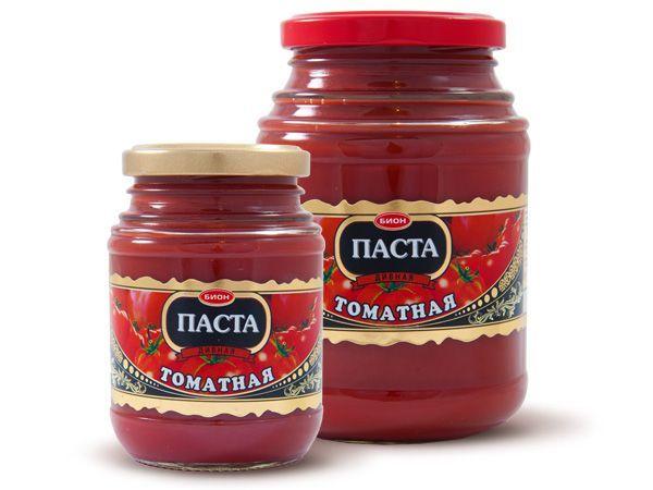 Для предохранения открытой томатной пасты от плесени, нужно на крышку нанести немного сухой горчицы.