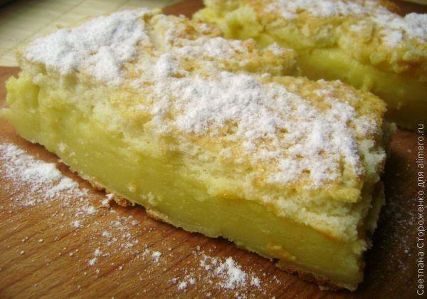 «Умный» пирог