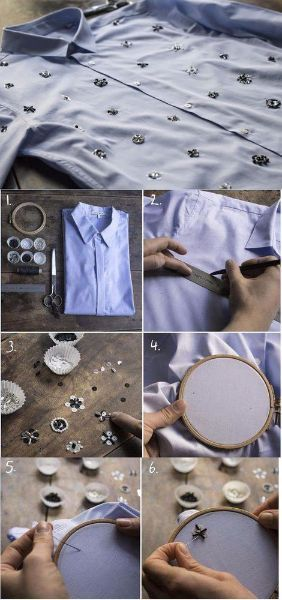 Как улучшить вид одежды — мастер-класс