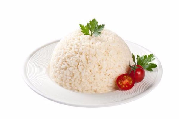 17.Чтобы рис был прозрачным, нужно перебранный, промытый рис на 5 минут опустить в кипяток.