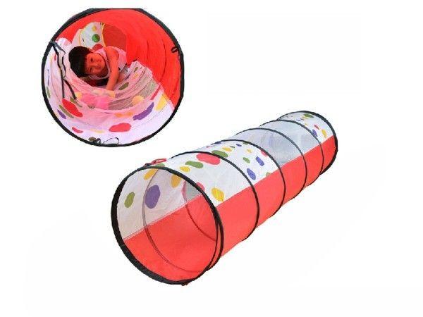 10. Лазить через туннель. Он может быть покупной или сооруженный из стульев, поставленных в ряд.