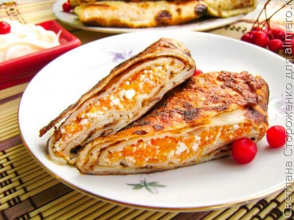 Манты из тыквы и картошки рецепт с фото 12