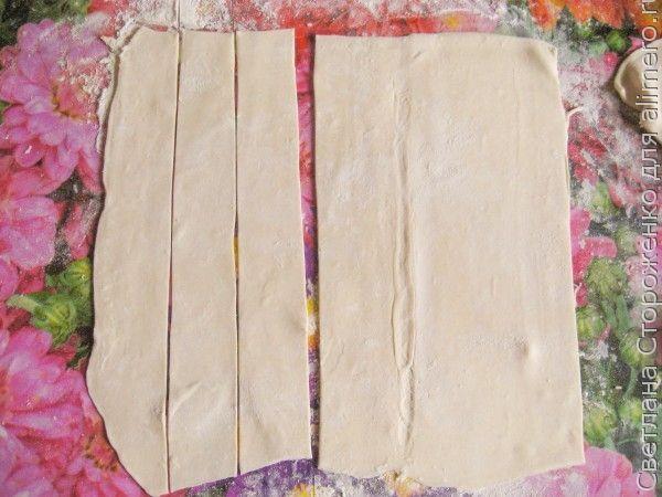 Трубочки с белковым кремом «Маренго»
