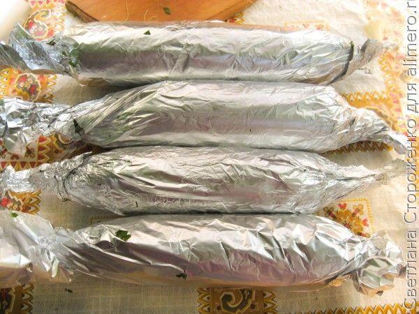 Рецепт кукурузы запеченной со специями