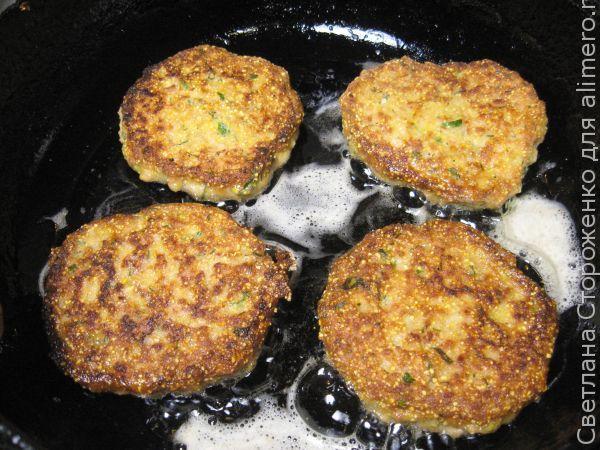 рецепты рыбные котлеты лососевый фарш