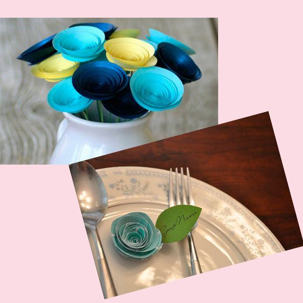 Для того чтобы сделать такие цветы, вам понадобится: двусторонняя цветная бумага для принтера; простой карандаш; клей ПВА; ножницы.