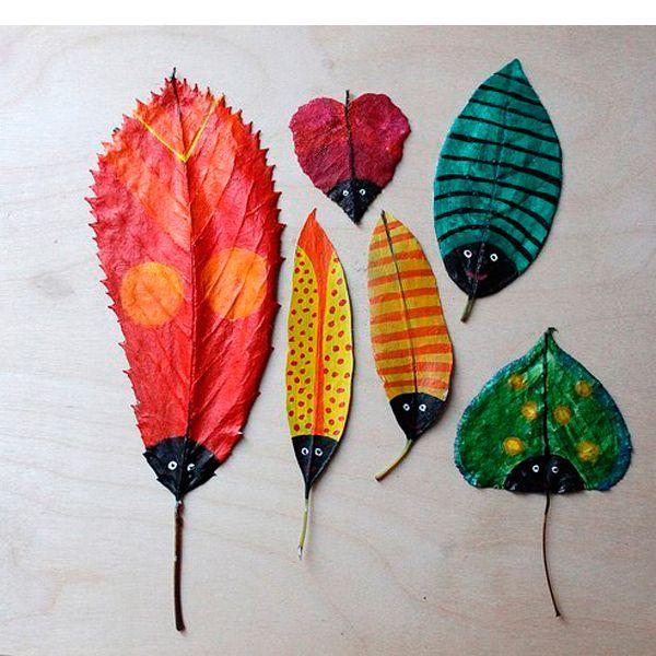 Прежде, чем нанести рисунок на листок, обведите его на бумаге и сделайте на ней набросок. Так вы заранее сможете определить, подходит ли тот ли иной рисунок к определенной форме листа.
