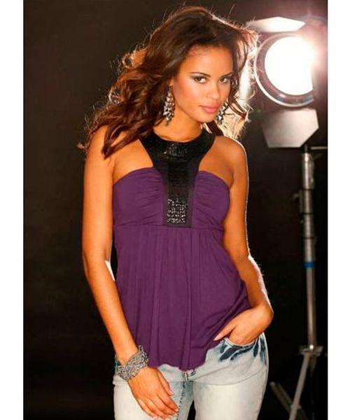 Модели блузок и туник