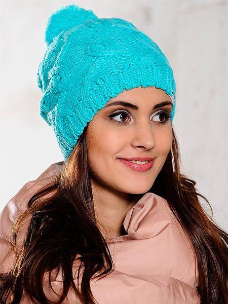 11 схем вязания женских шапок