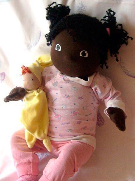 Выкройки кукол