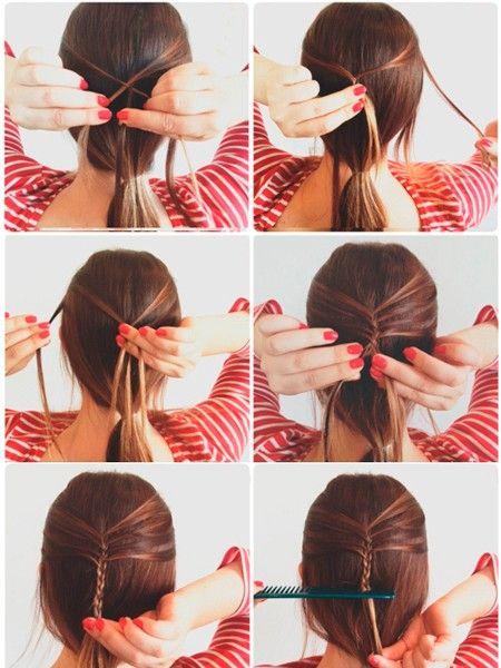 Прически с косами для взрослых, мастер-классы.