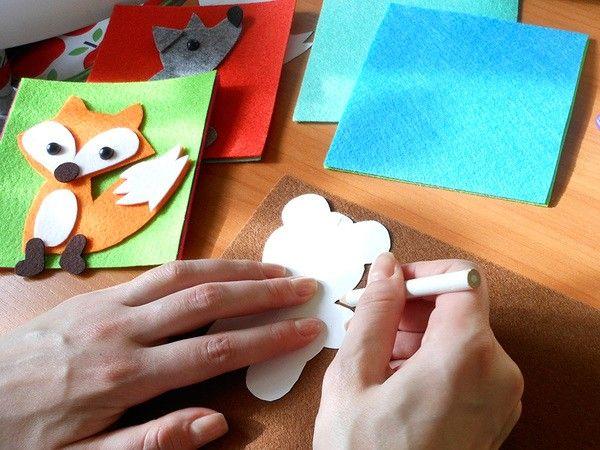 Развивающие игрушки для малышей, мастер-классы.