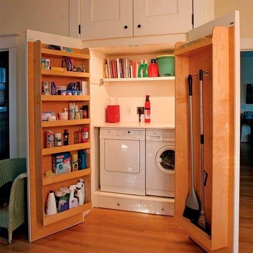 Идеи экономии места в квартире