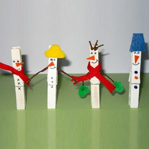 Идеи зимних поделок с детьми
