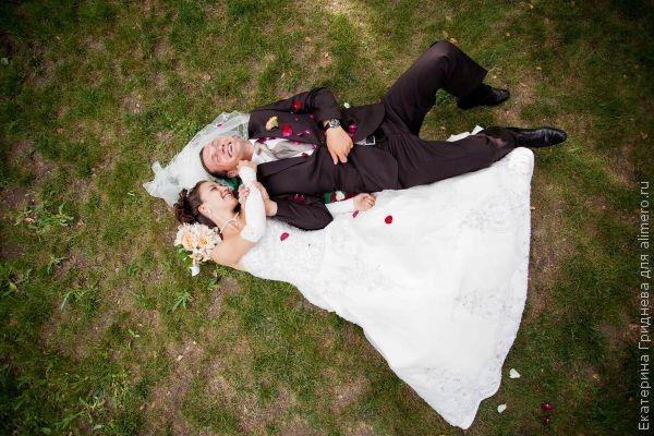Мой этюд в бежевых тонах, или советы бывалой невесты...