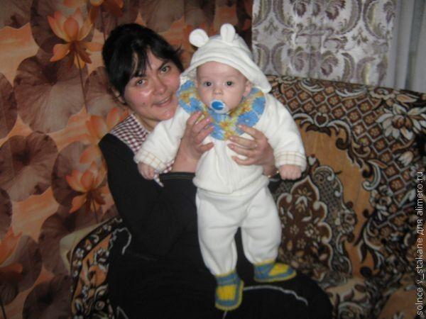 мой сын и моя мама