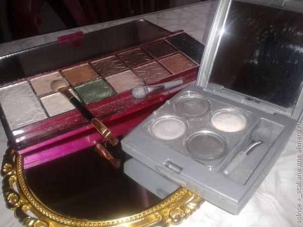 Любимая косметика - мои секреты наведения красоты
