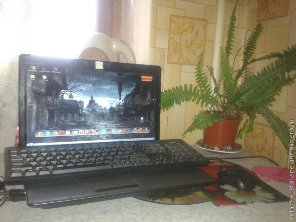 Компьютерные игры в нашей семье
