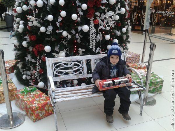 Как я развлекаю ребенка на зимних каникулах