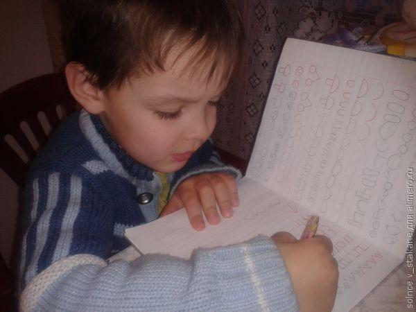 Детский талант среди множества обычных увлечений