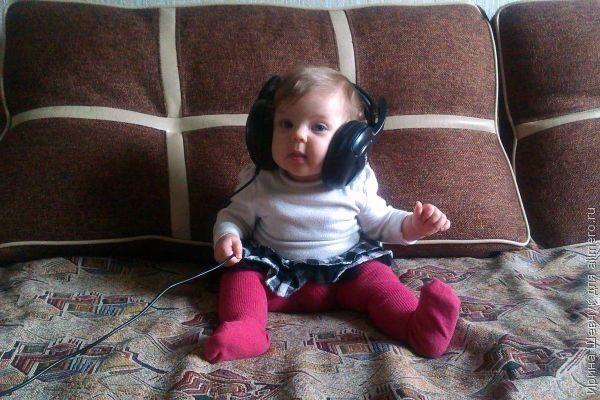 музыка и ребенок