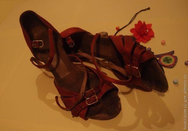 У каждой Золушки должны быть туфельки для самого важного в жизни танца