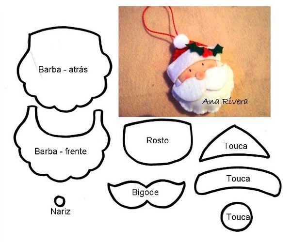 Для начала выкраиваем детали. Сшиваем элементы головы, делаем набивку. Остальные детали клеим с помощью лея для ткани или любого другого прозрачного клея. Подрумяниваем щечки тенями или карандашом.