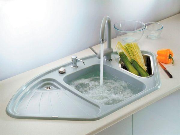 Для профилактики засоров канализационных труб следует периодически засыпать в сливное отверстие соду и соль и заливать их кипятком. Засоры вам не страшны!