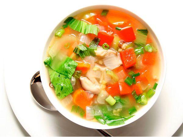 Вы никогда не замечали на сколько насыщает суп? Ешьте суп! Это один из лучших советов о том, как похудеть. Тарелка любого супа, сваренного на бульоне, особенно с овощами или бобовыми - это путь к похудению.