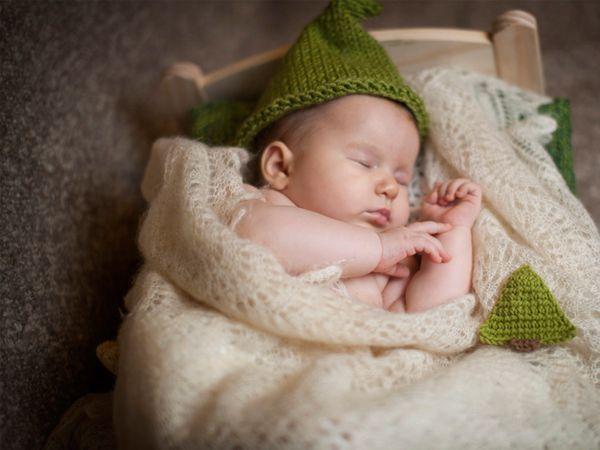 Малыш веселый — голубые очи! Я так люблю тебя! Всем сердцем, очень! Расти здоровым и счастливым будь! Да будет полон радости твой путь!