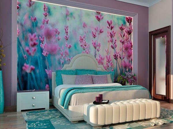 Цветы в дизайне интерьера — 28 идей