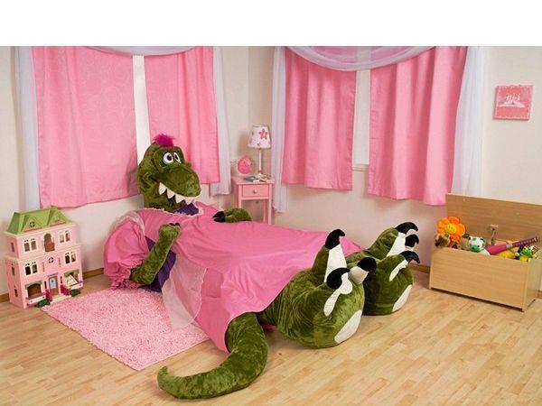 Креативные кровати для детей — 26 идей